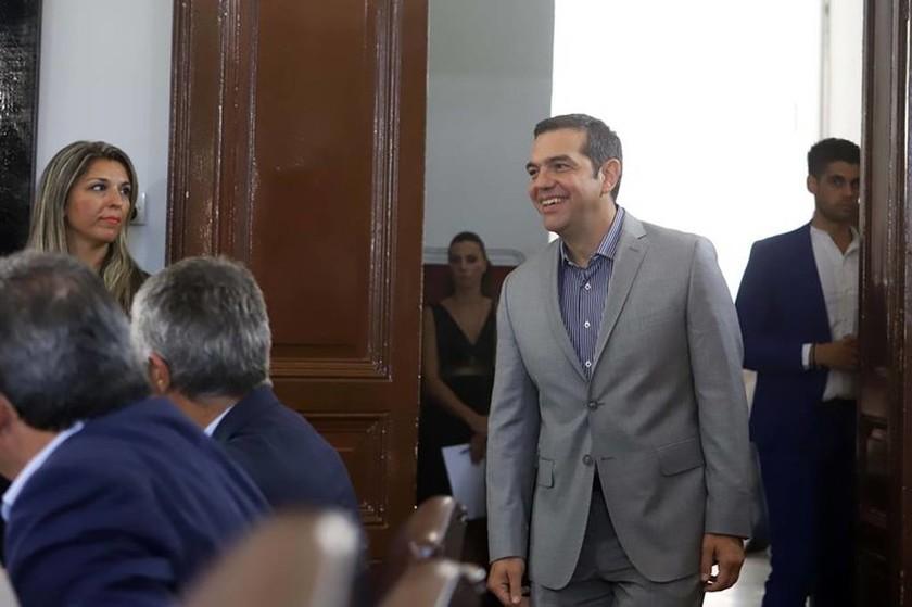 Τσίπρας: Πρώτη φορά στη ΔΕΘ θα παρουσιάσουμε το σχέδιο της δικής μας κυβέρνησης