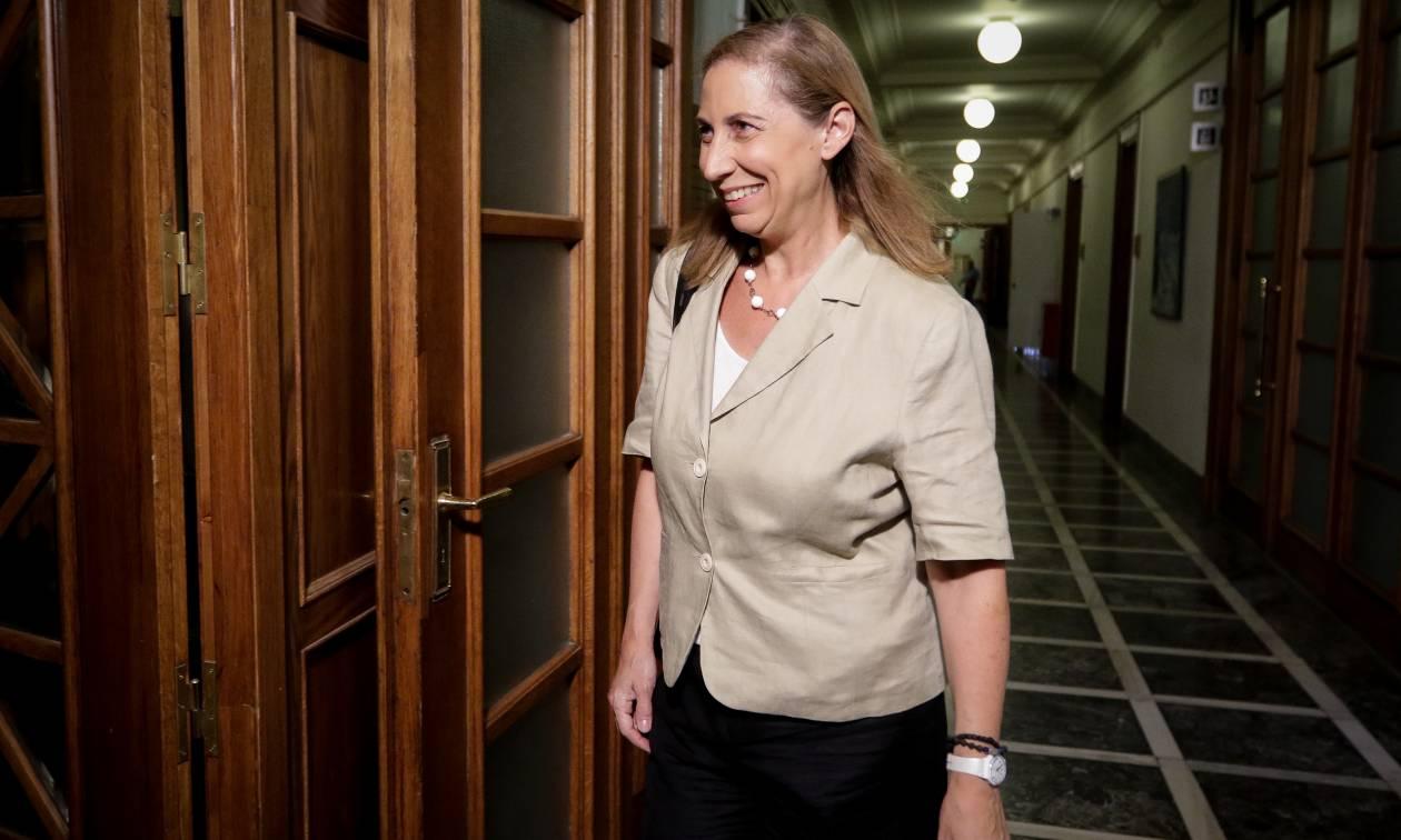 Ξενογιαννακοπούλου: Το σχέδιο της επόμενης μέρας πρέπει να έχει προοδευτικό πρόσημο