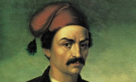 Σαν σήμερα το 1877 πεθαίνει ο Κωνσταντίνος Κανάρης, ηγετική μορφή της Ελληνικής Επανάστασης