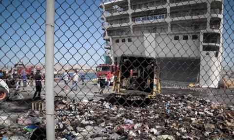 "Fire on ""Eleftherios Venizelos"" passenger ferry extinguished"