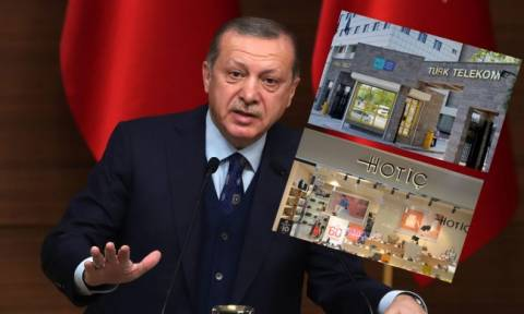 Οικονομικό κραχ απειλεί τον Ερντογάν: Φόβοι για «ντόμινο» πτωχεύσεων στην Τουρκία