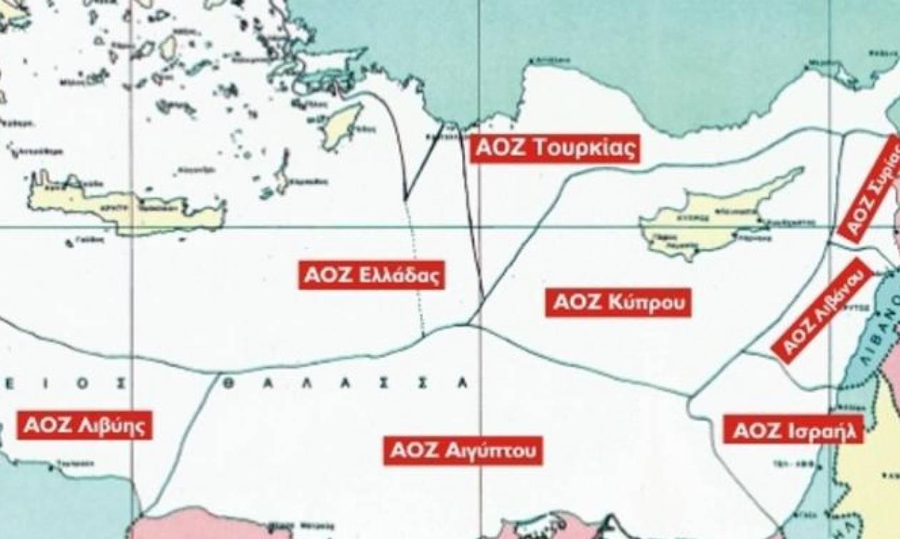 Ραγδαίες εξελίξεις: Άρχισε ο «πόλεμος» για τα ενεργειακά στη Μεσόγειο