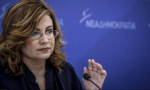 Σπυράκη: Η ΝΔ δεν πάει με κανένα «καλάθι» στη ΔΕΘ