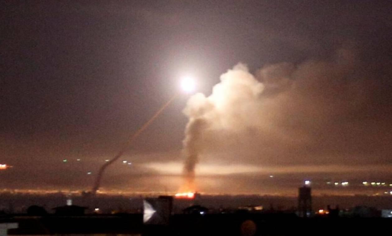 Οι βομβαρδισμοί σε στρατιωτική βάση της Συρίας ήταν τελικά... βραχυκύκλωμα