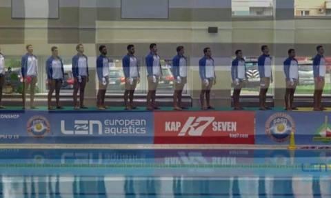 Ευρωπαϊκό Πρωτάθλημα Νέων Ανδρών πόλο: Πρωταθλήτρια Ευρώπης η Ελλάδα!