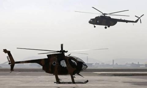 Αφγανιστάν: 12 νεκροί από συντριβή μεταγωγικού στρατιωτικού ελικοπτέρου