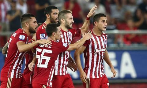 Ολυμπιακός - ΠΑΣ Γιάννινα 5-0 (Τα γκολ του αγώνα)