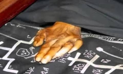 Μοναδικό φαινόμενο: Άφθαρτο το σώμα του Αγίου Αλεξάνδρου