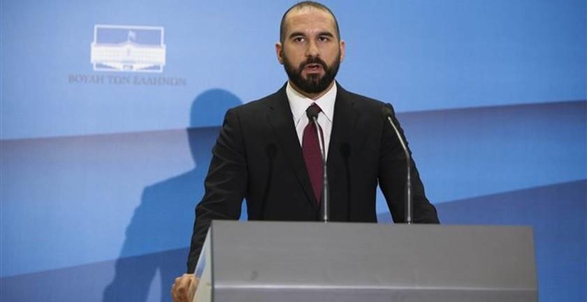 Τζανακόπουλος: Αστείο ο Μητσοτάκης να αποκαλεί «ακροδεξιό» τον Τσίπρα