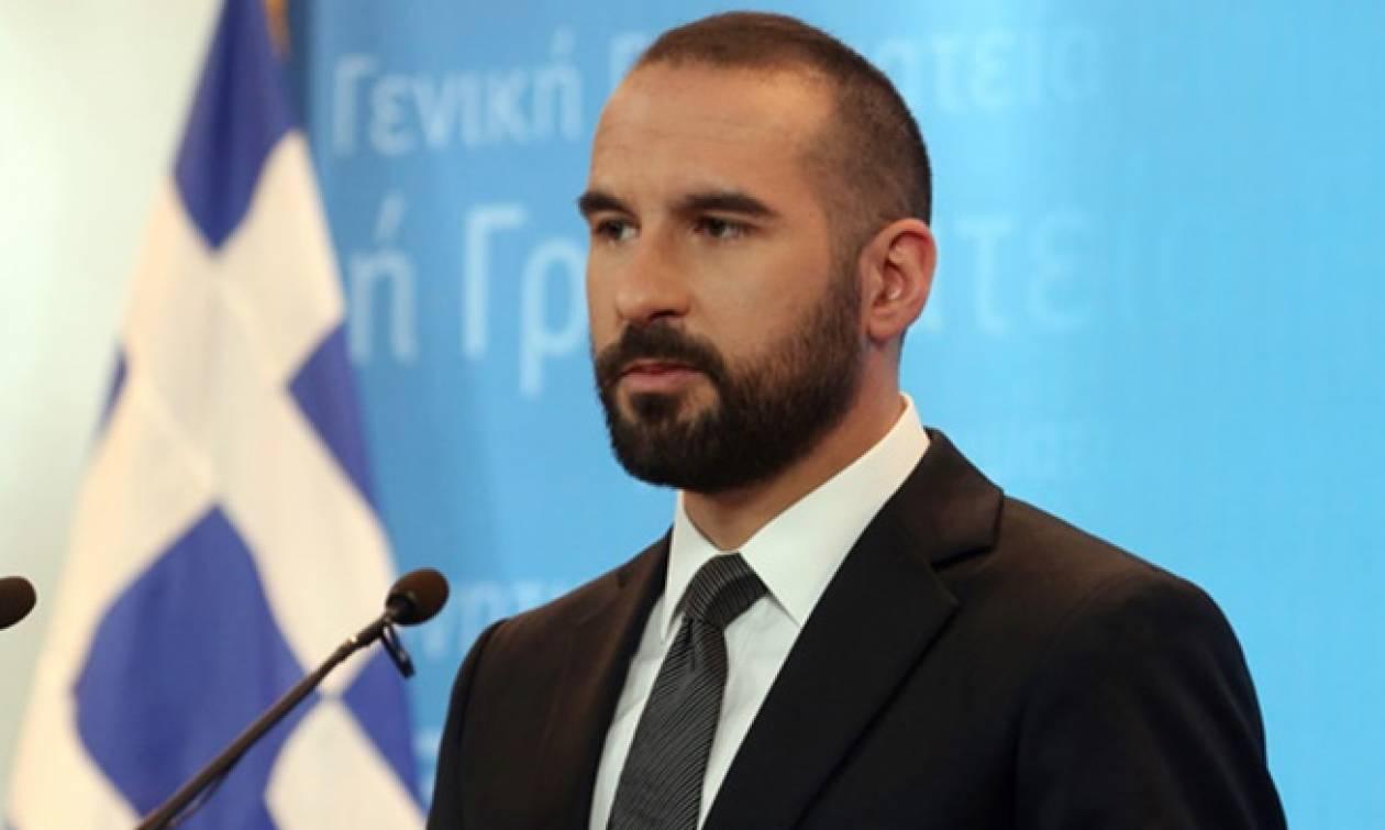 Τζανακόπουλος: Το σημαντικό είναι ότι ο Φλώρος επέστρεψε στη φυλακή