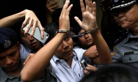 Μιανμάρ: Διεθνής κινητοποίηση για την απελευθέρωση των δύο δημοσιογράφων του Reuters