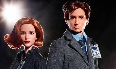 Χ-Files: 25 χρόνια μυστηρίου με τις κούκλες των Μόλντερ και Σκάλι!