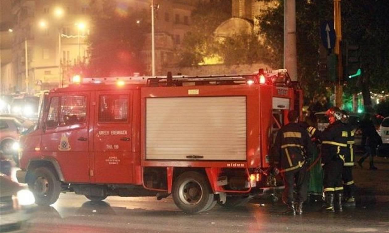 Φωτιά ΤΩΡΑ σε διαμέρισμα στην Αγία Παρασκευή Αττικής