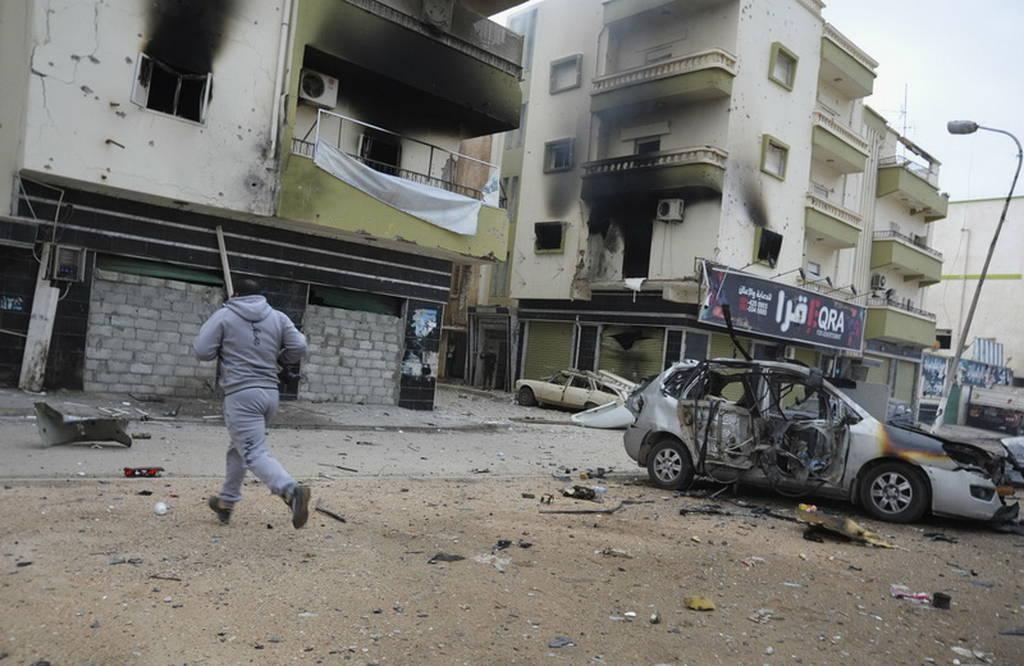 Λιβύη: Έκκληση από τον ΟΗΕ στις ένοπλες ομάδες να συζητήσουν μια νέα εκεχειρία