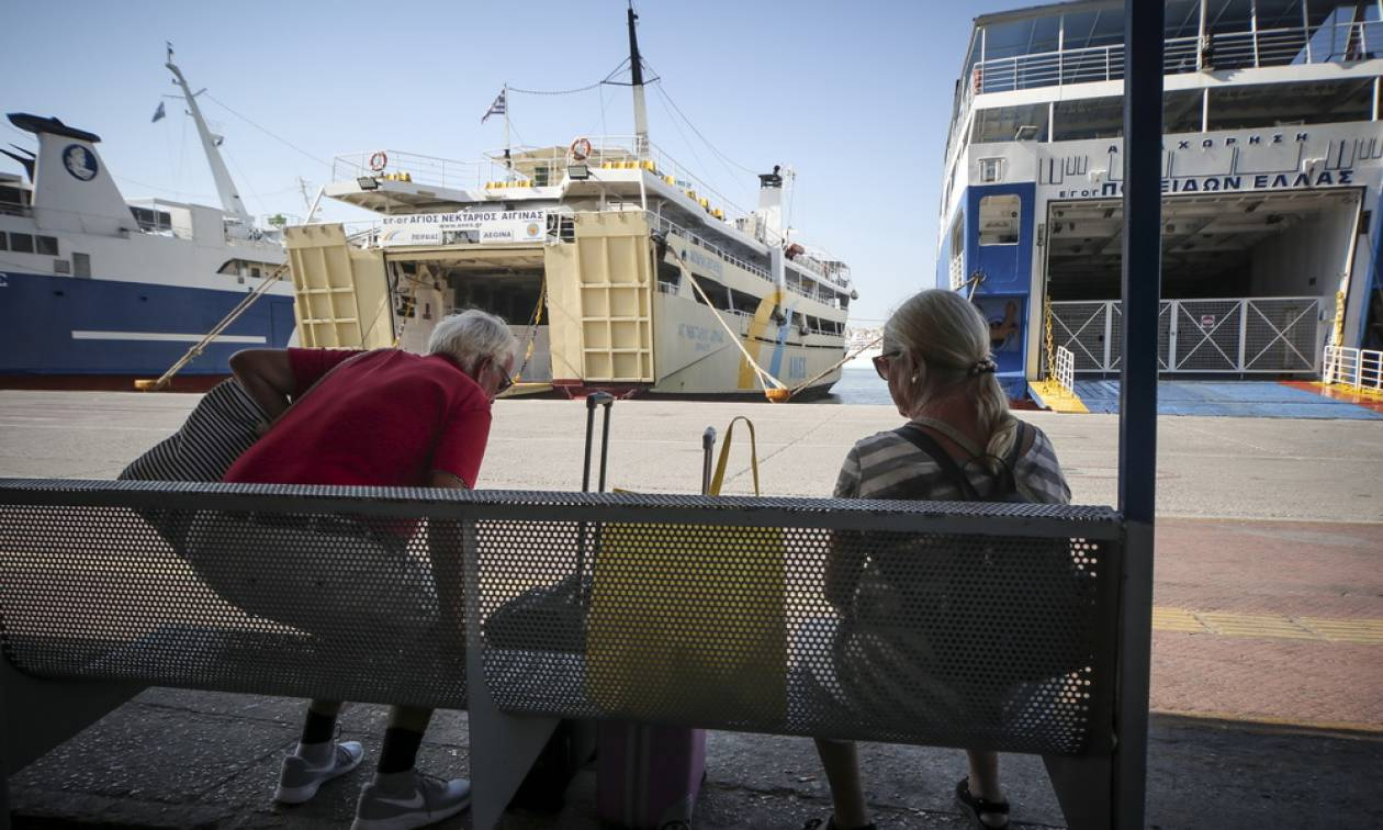 Απεργία ΠΝΟ: Δεν κάνουν πίσω οι ναυτεργάτες - Ακινητοποιημένα για δεύτερη μέρα τα πλοία στα λιμάνια