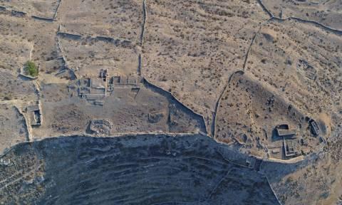 Κύθνος: Πλούσια αρχαιολογικά ευρήματα στο Βρυόκαστρο και Βρυοκαστράκι (pics)