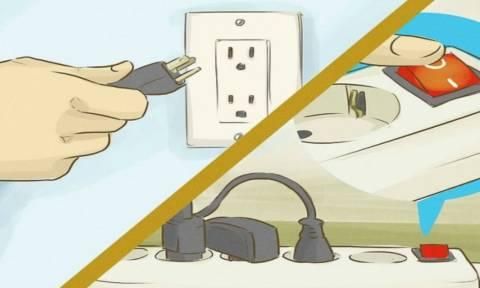 Αυτές είναι οι συσκευές που καίνε το περισσότερο ρεύμα στο σπίτι σας