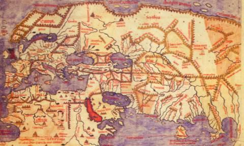 Είσαι «άρρωστος» με τη Γεωγραφία: Αυτοί οι χάρτες θα σε τρελάνουν! (pics)