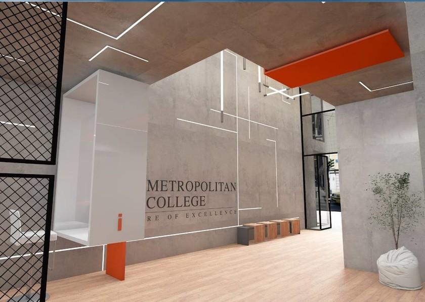 Νέα υπερσύγχρονα campuses για το Μητροπολιτικό Κολλέγιο  στον Πειραιά και το κέντρο της Αθήνας