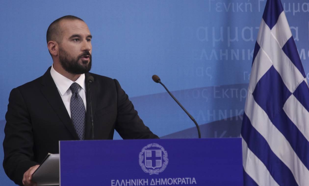 ΔΕΘ 2018 - Τζανακόπουλος: Ο Τσίπρας θα παρουσιάσει ένα συνολικό στρατηγικό σχέδιο