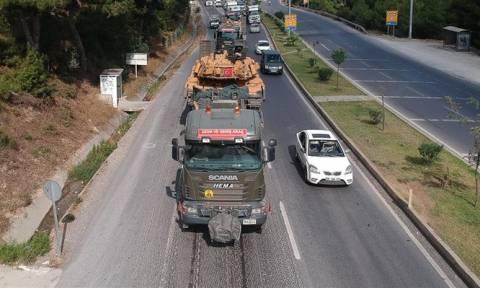 Ισορροπίες «τρόμου» στη Συρία: Έτοιμος για εισβολή ο Ερντογάν - «Αγριεύει» ο Πούτιν