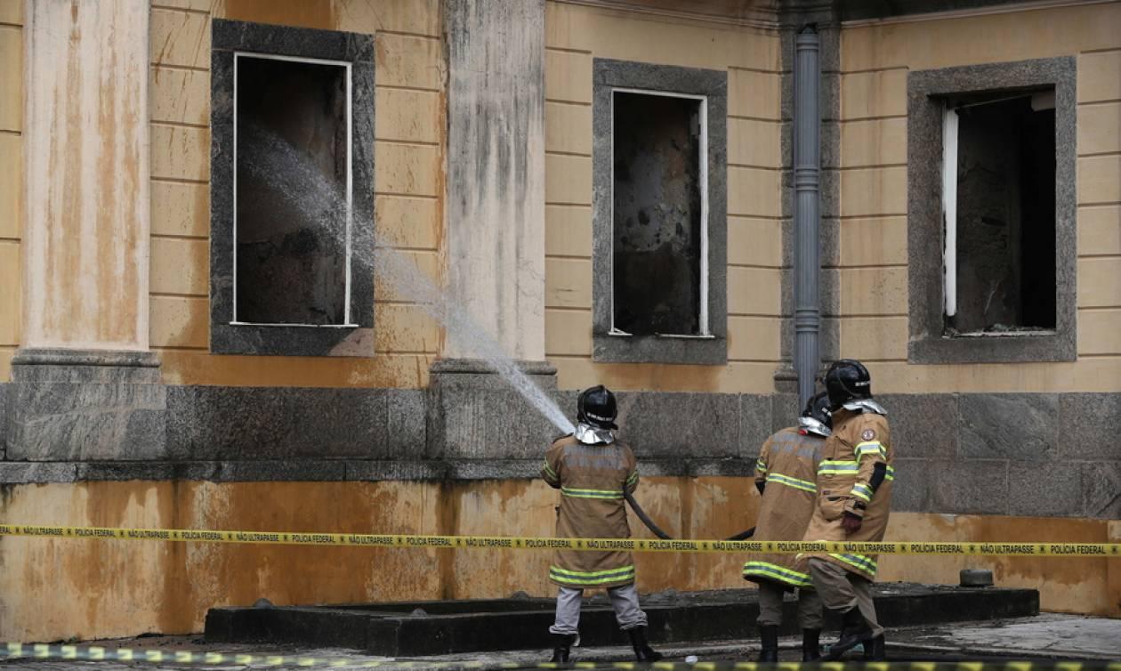 Βραζιλία: Ελπίδα μέσα από τις στάχτες! Βρέθηκε στα αποκαΐδια του Μουσείου το κρανίο της Λουζία;