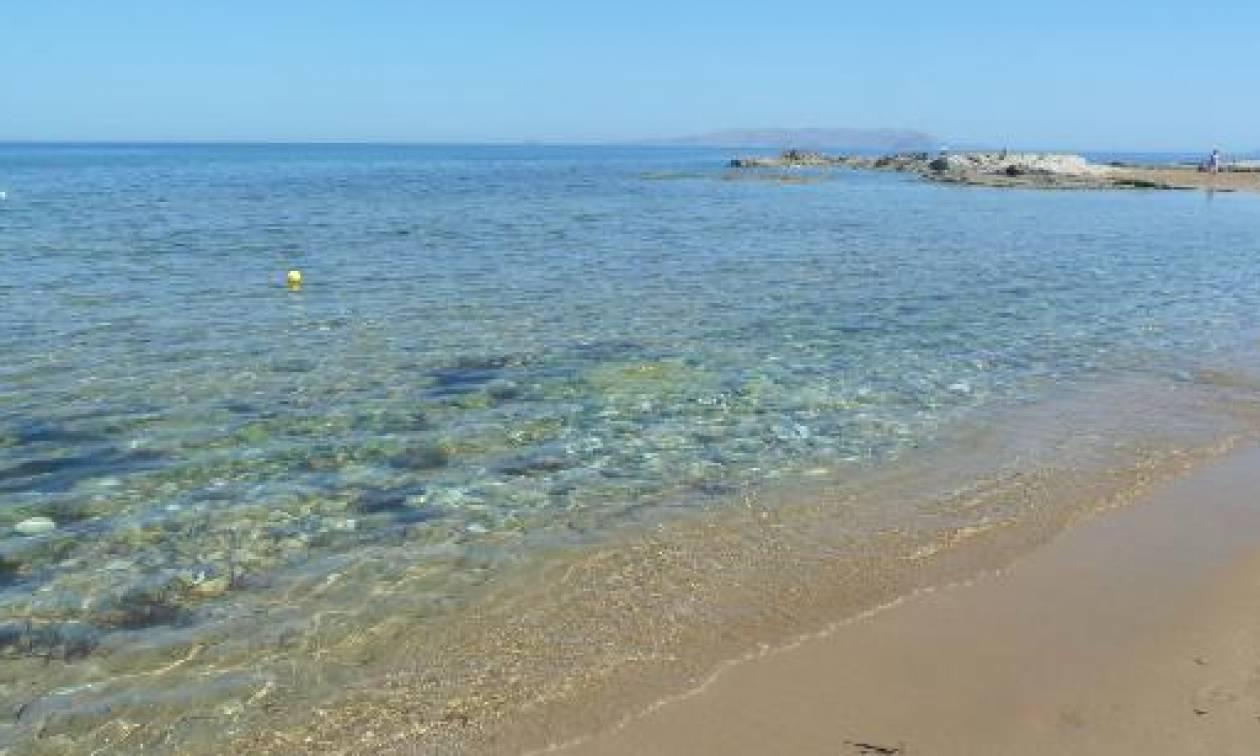 Κρήτη: Σοκ για τουρίστα που είδε «κεφάλι να επιπλέει στο νερό»! Τελικά ήταν... αμύθητος θησαυρός!