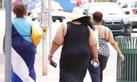Τώρα οι παχύσαρκοι φαίνονται και από το... Διάστημα!