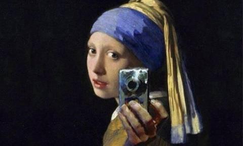 Απίθανη εφαρμογή: Βγάλτε selfie και βρείτε το σωσία σας σε… έργο τέχνης!