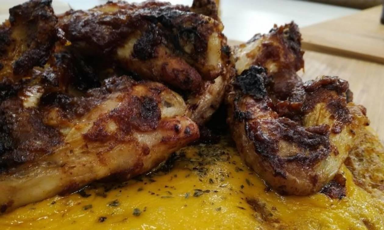 Η συνταγή της ημέρας: Φτερούγες κοτόπουλου με BBQ sauce