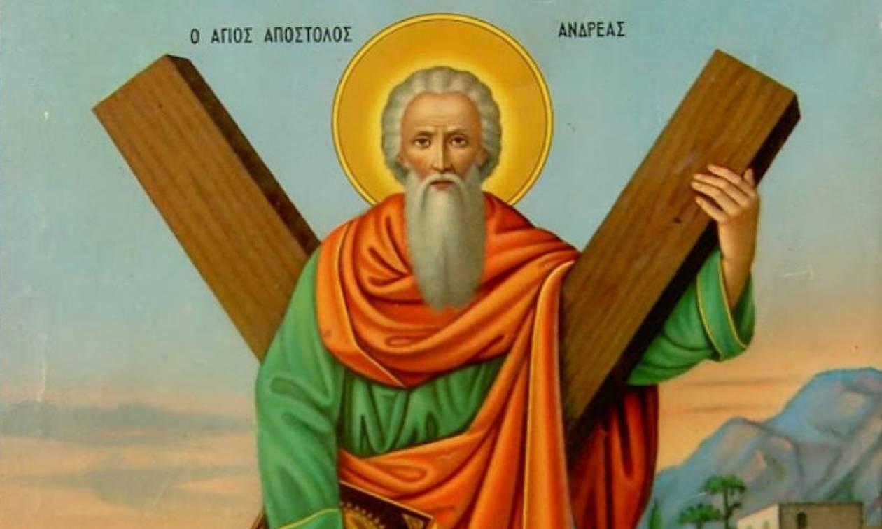 Το μεγάλο Θαύμα του Αγίου Ανδρέα στην Κύπρο