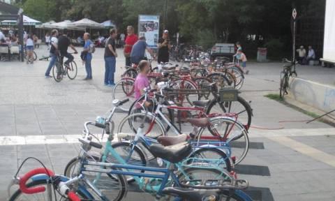 Καρδίτσα: Διεκδικεί τον τίτλο της πόλης του ποδηλάτου