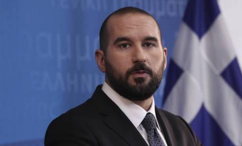 Τζανακόπουλος: Μόνο για την οικονομική ελίτ της χώρας η πολιτική Μητσοτάκη