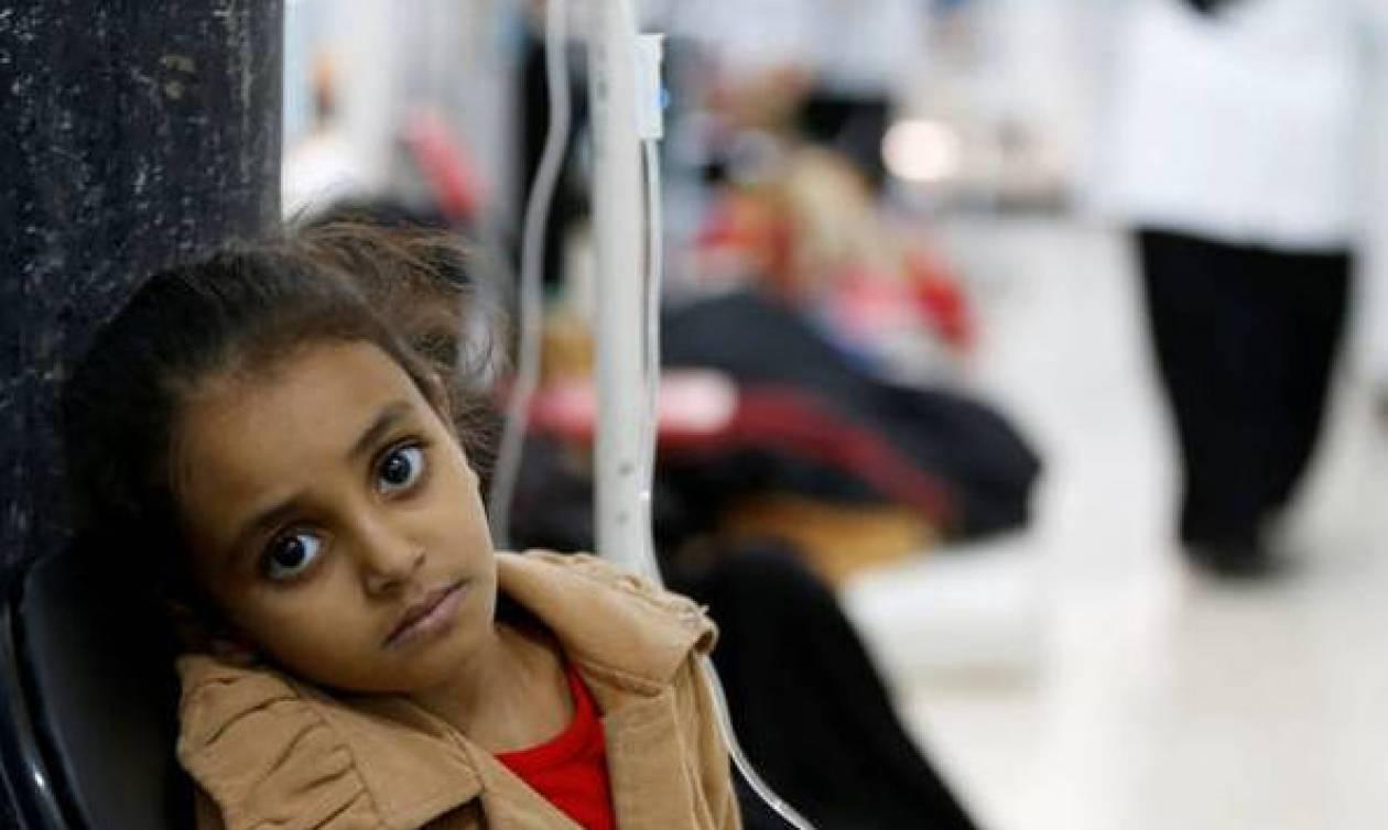 Συναγερμός στη Γαλλία: Ύποπτο κρούσμα χολέρας σε παιδί που επέβαινε σε αεροπλάνο