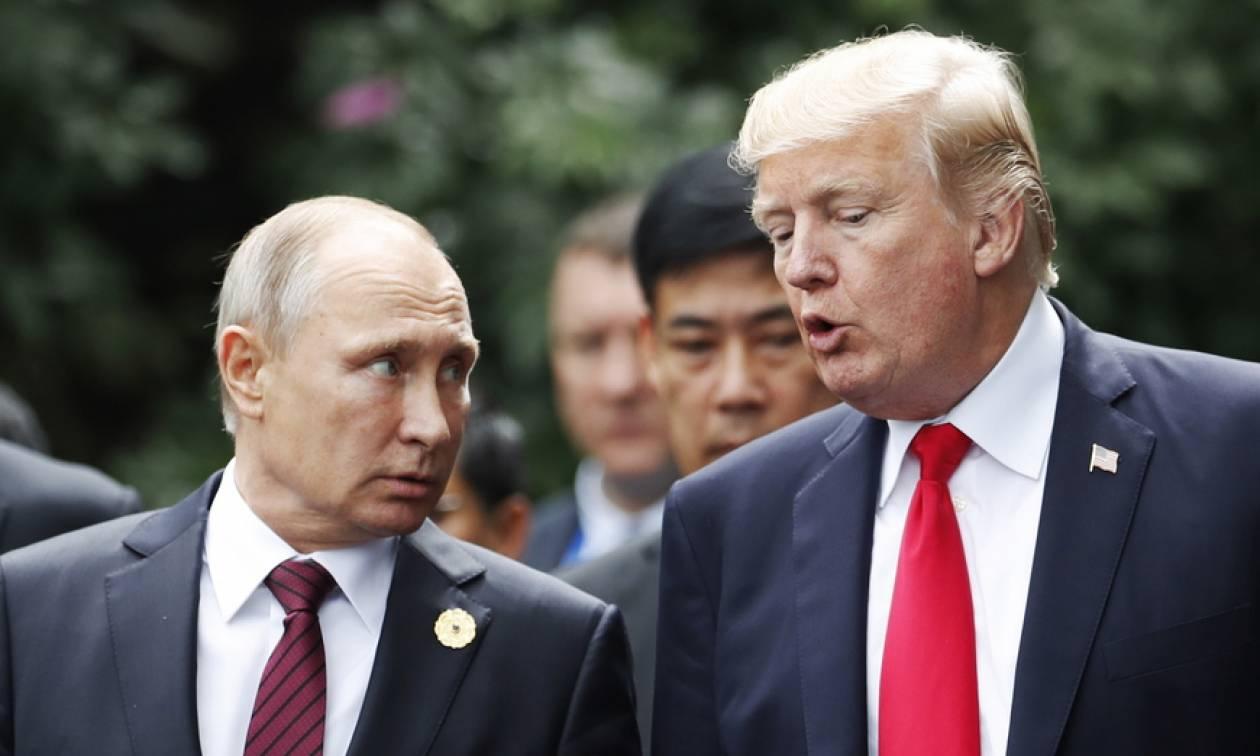 Κρεμλίνο: Καμία προεργασία για συνάντηση Πούτιν - Τραμπ