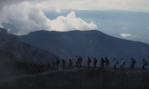 Το εντυπωσιακό βίντεο των μαθητών του 2ου Λυκείου Βούλας για το βουνό του Ολύμπου