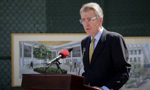 Τζέφρι Πάιατ: Η Ελλάδα είναι σύμμαχος «κλειδί» - Ισχυρή παρουσία των ΗΠΑ στη ΔΕΘ