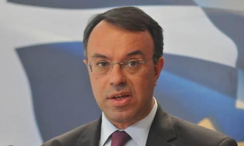 Σταϊκούρας: Οικονομικά αναποτελεσματική και κοινωνικά άδικη η πολιτική της κυβέρνησης