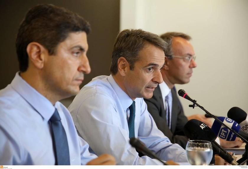 ΔΕΘ 2018 - Μητσοτάκης: Η συμφωνία για το Σκοπιανό προσβάλλει τους πολίτες της Μακεδονίας (pics-vid)
