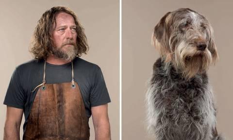 Αυτοί οι 10 σκύλοι μοιάζουν με τα αφεντικά τους όσο δεν πάει! (pics)