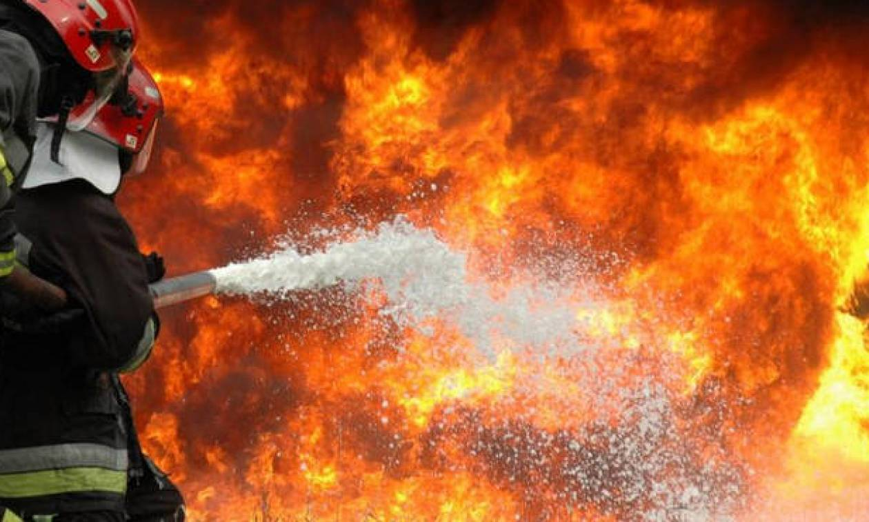 Φωτιά ΤΩΡΑ: Μεγάλη πυρκαγιά στην Καστοριά