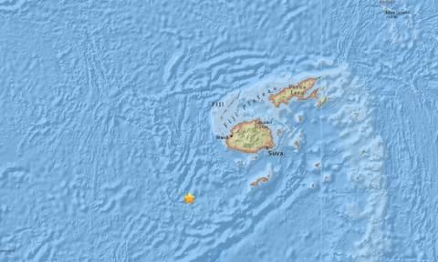Ισχυρός σεισμός 8,1 Ρίχτερ στα Νησιά Φίτζι
