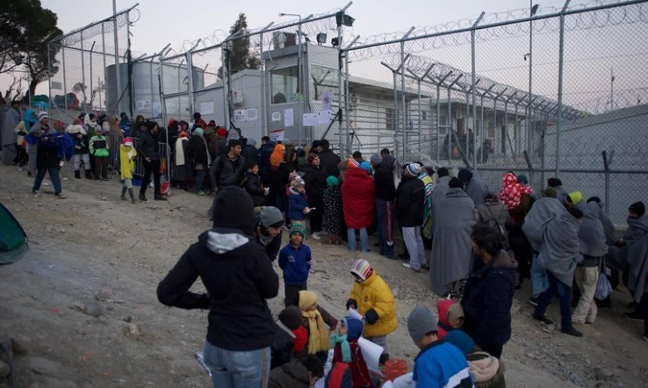 Μυτιλήνη: Εκρηκτική η κατάσταση στη Μόρια – Αποχή ανακοίνωσαν οι υπάλληλοι