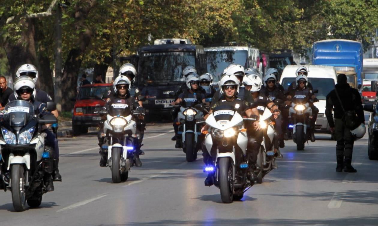 83η ΔΕΘ: «Αστακός» η Θεσσαλονίκη - Τα πρωτοφανή μέτρα της ΕΛ.ΑΣ. και οι συγκεντρώσεις διαμαρτυρίας
