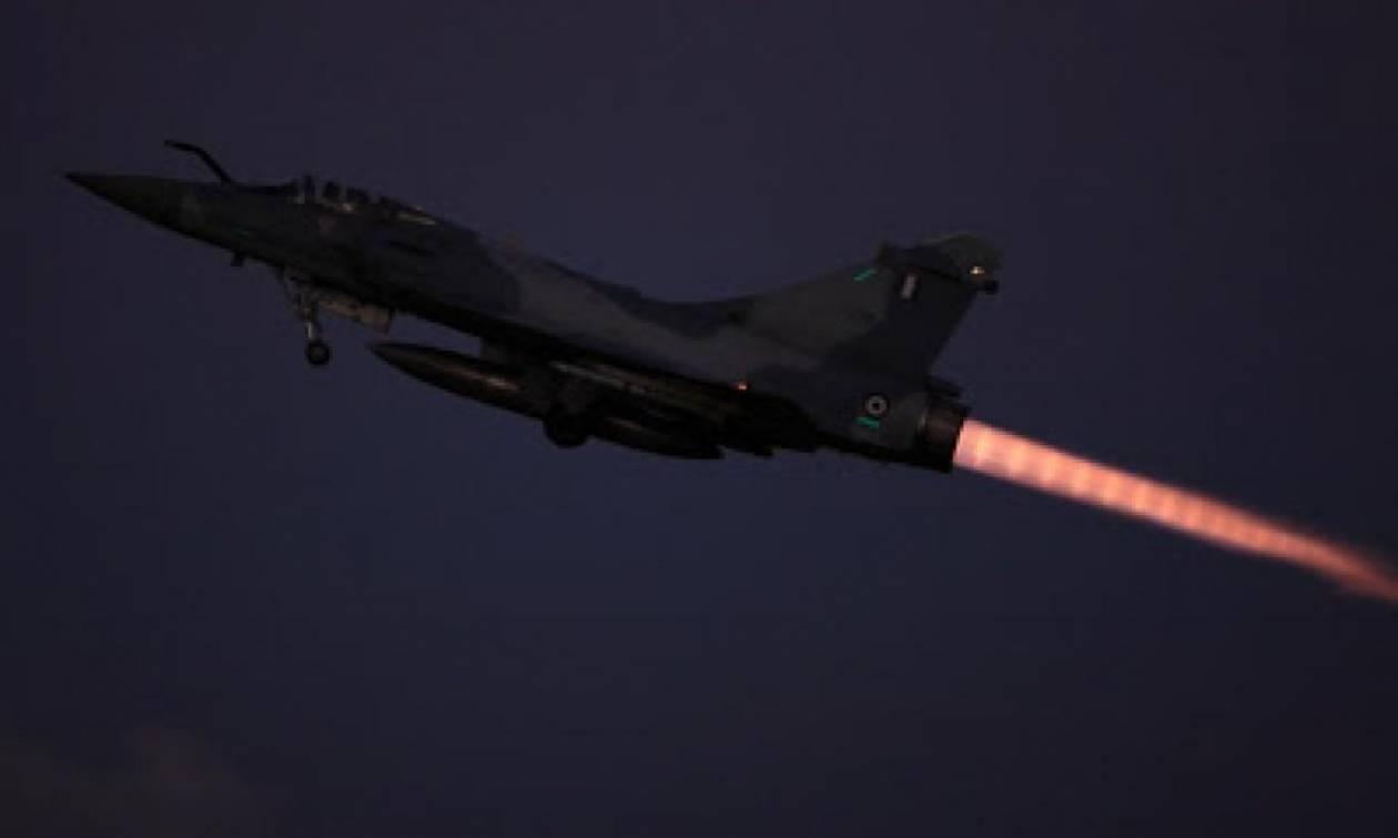 Εκκωφαντικός θόρυβος από… εικονική αερομαχία ξεσήκωσε τη Μυτιλήνη!
