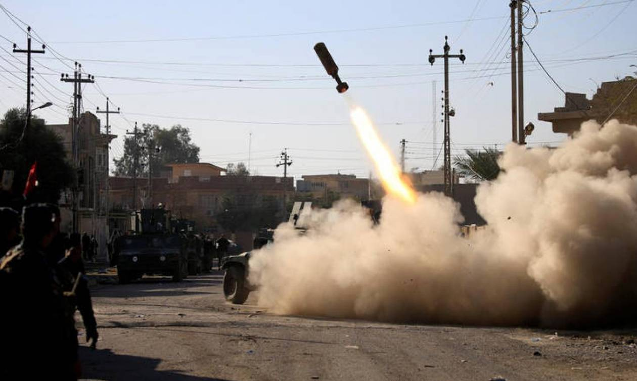 Ιράκ - Βαγδάτη: Τρεις όλμοι έπεσαν μέσα στην Πράσινη Ζώνη