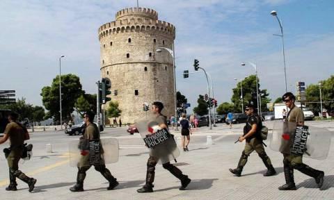 ΔΕΘ 2018: «Φρούριο» η Θεσσαλονίκη – Χιλιάδες αστυνομικοί, πράκτορες του FBI και ελεύθεροι σκοπευτές