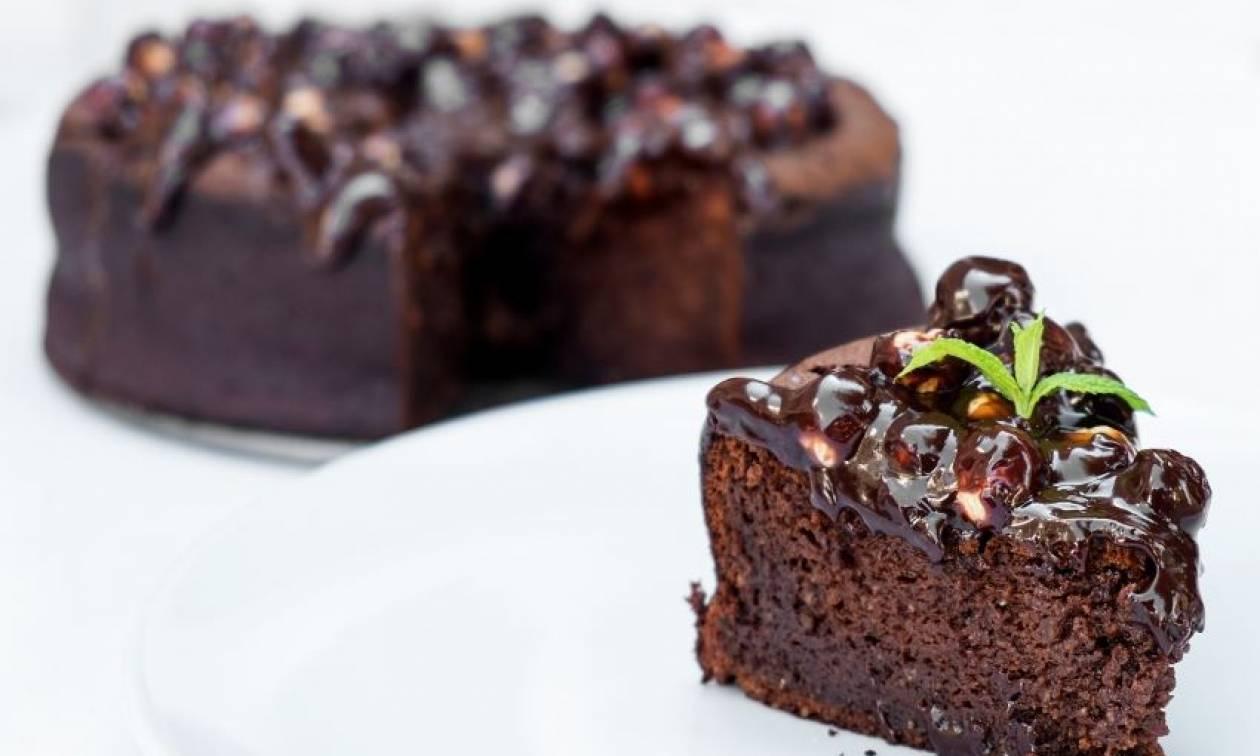 Η συντάγη της ημέρας: Κέικ με πραλίνα
