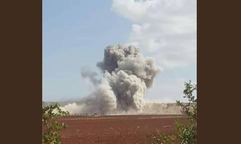 Συρία: Ρωσικές αεροπορικές επιδρομές στην Ιντλίμπ - Δύο νεκροί