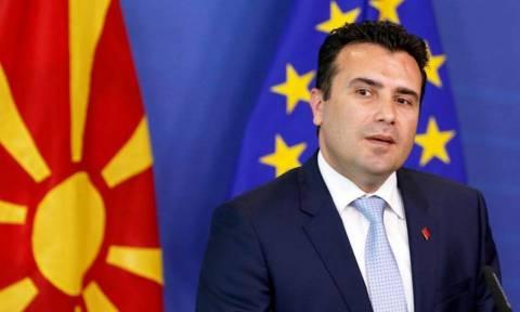 Ζάεφ για Σκοπιανό: Έχω λόγους να πιστεύω ότι η Ελλάδα θα στηρίξει τη συμφωνία των Πρεσπών